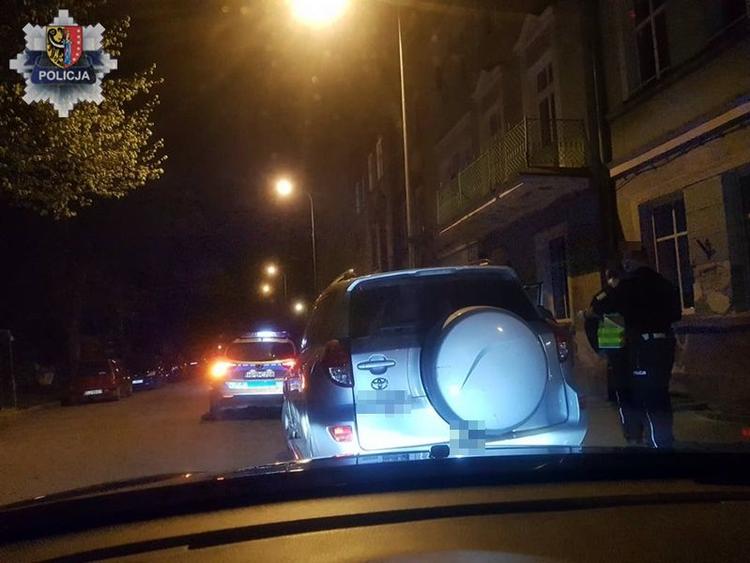 Na podwójnym gazie w Chojnowie