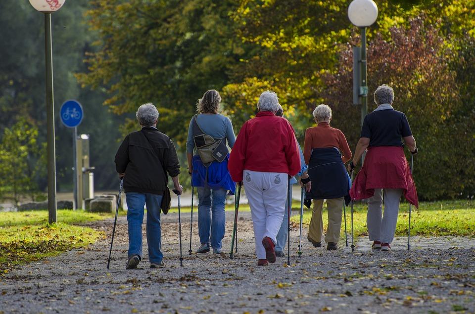 Darmowe zajęcia Nordic Walking w Chocianowie