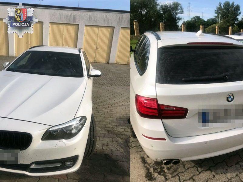 Złodzieja aut zatrzymali w Chocianowie