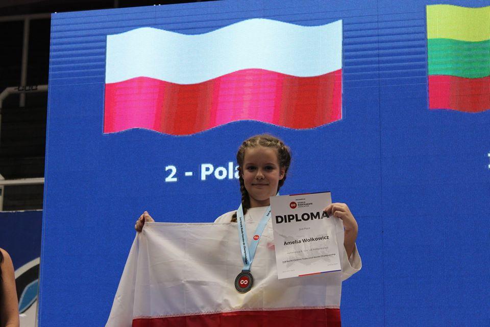 Srebro dla reprezentantów z Chocianowa na Mistrzostwach Świata w Brnie