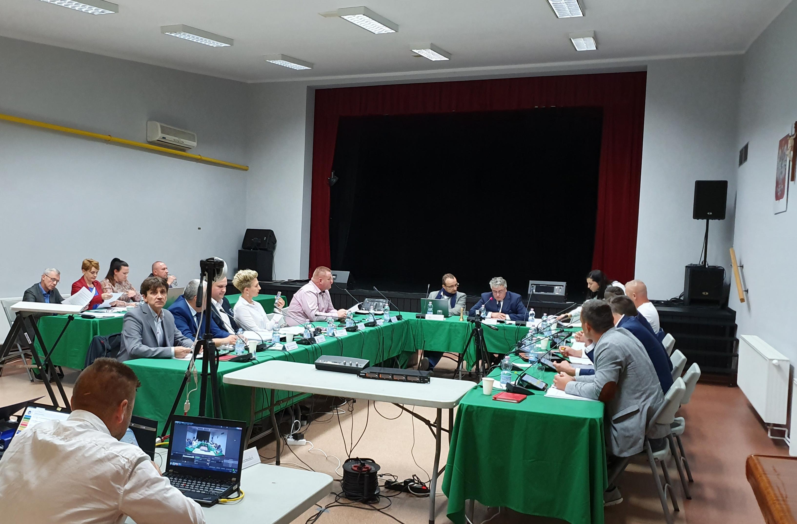 Dziś odbyła się XVIII Sesja Rady Miejskiej