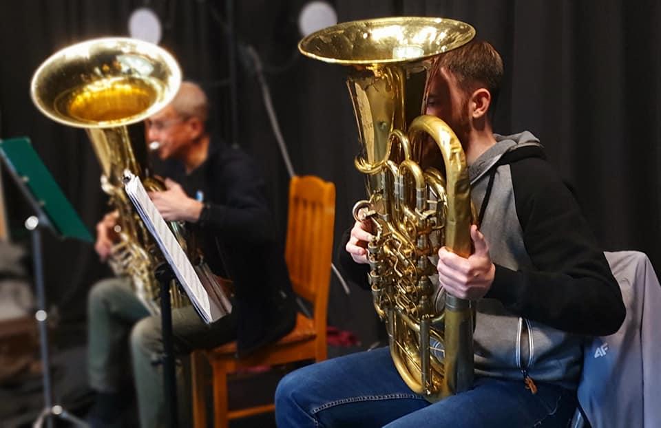 Zespół Instrumentów Dętych zaprezentuje swoje umiejętności