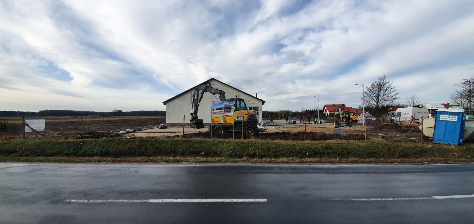 Nowe miejsca pracy w Chocianowie i Parchowie