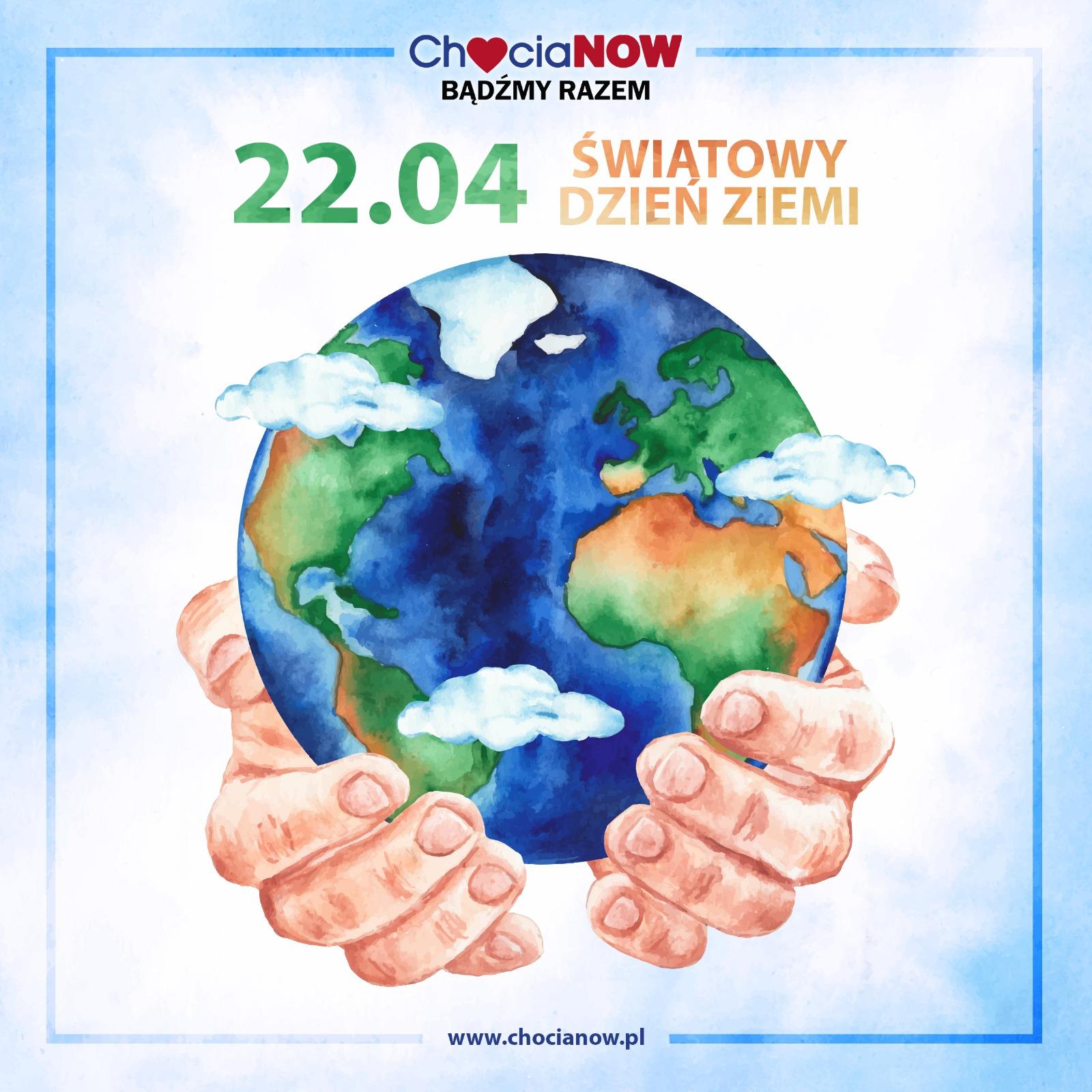 Dzisiaj Dzień Ziemi (wideo)
