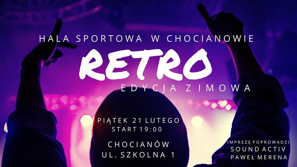 Impreza Retro również w wersji zimowej!
