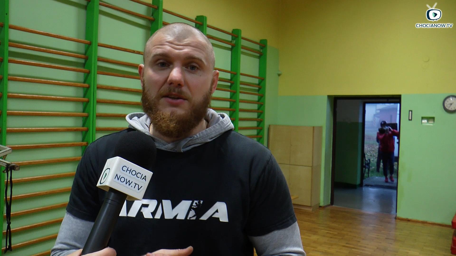 Boks i kickboxing teraz także w Chocianowie (wideo)