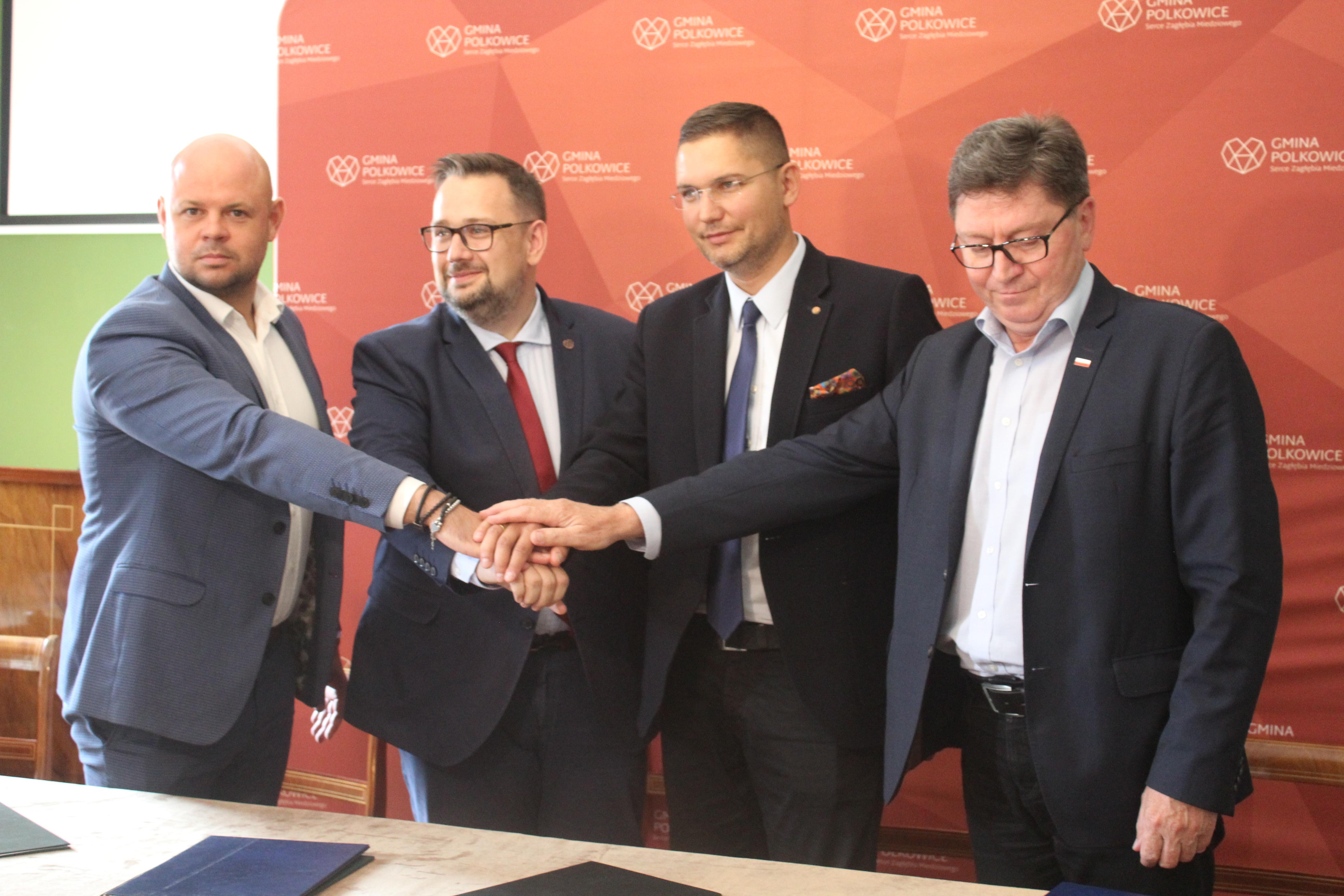 Porozumienie podpisane! Będzie komunikacja do Polkowic i... Jerzmanowej!