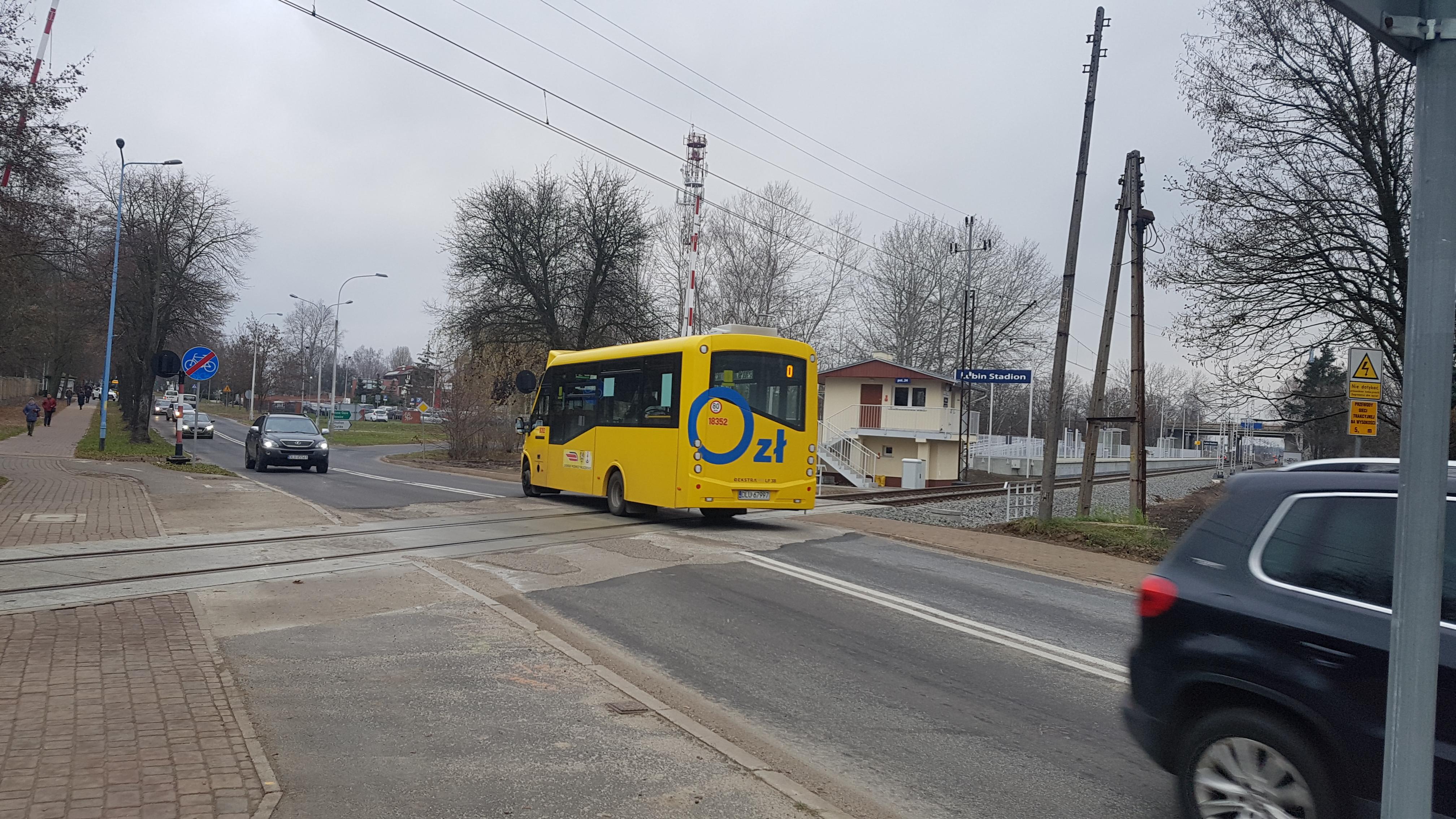 Autobusy pojadą inaczej