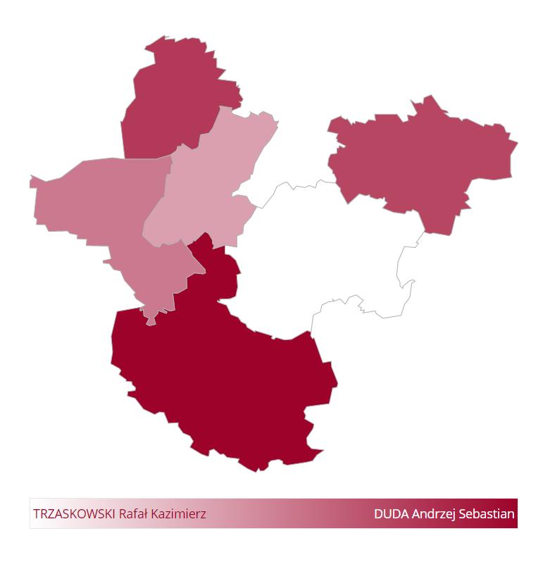 U nas Duda zdecydowanie nad Trzaskowskim (Aktualizacja: znamy ostateczne wyniki podane przez PKW)