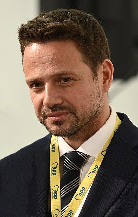 Wybory Prezydenta RP - sylwetki kandydatów: Rafał Trzaskowski