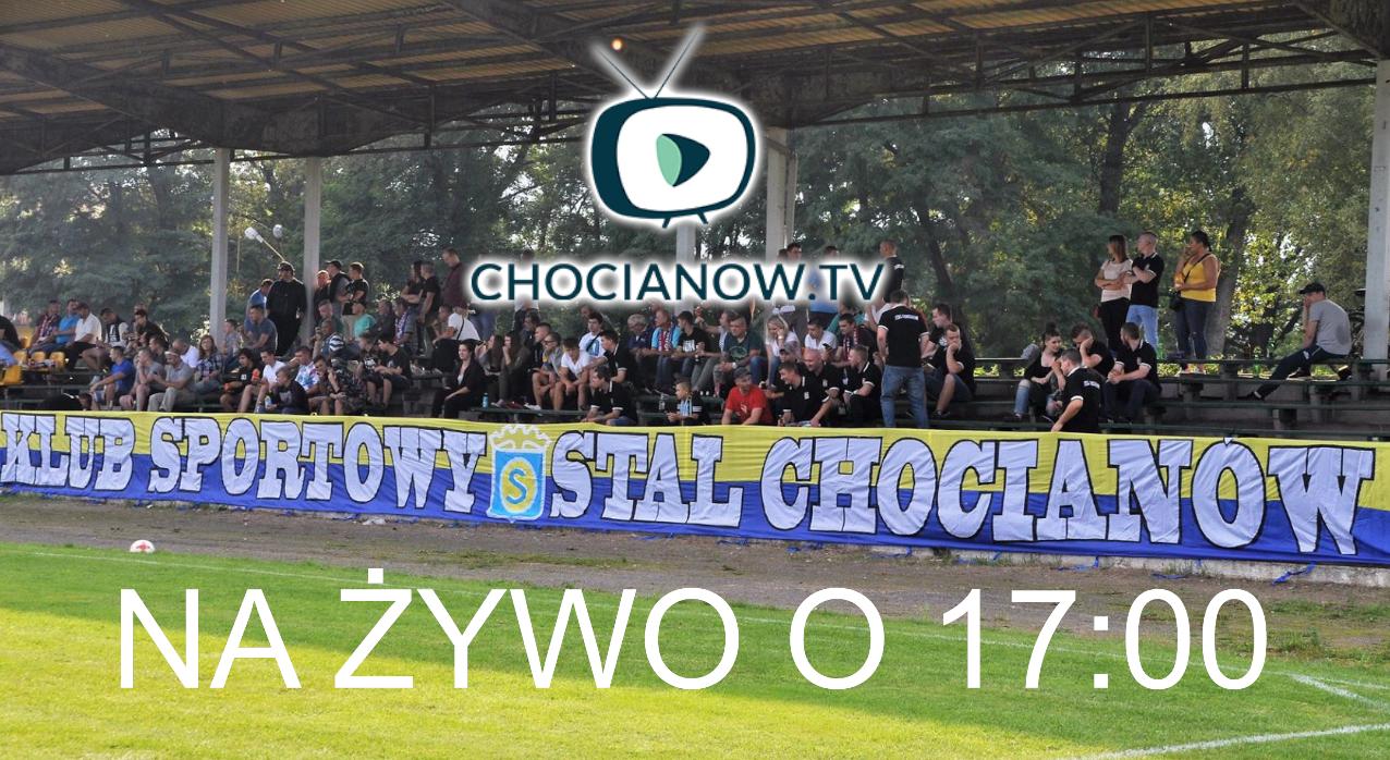 Stal Chocianów - Iskra Księginice na żywo o 17:00 (wideo)