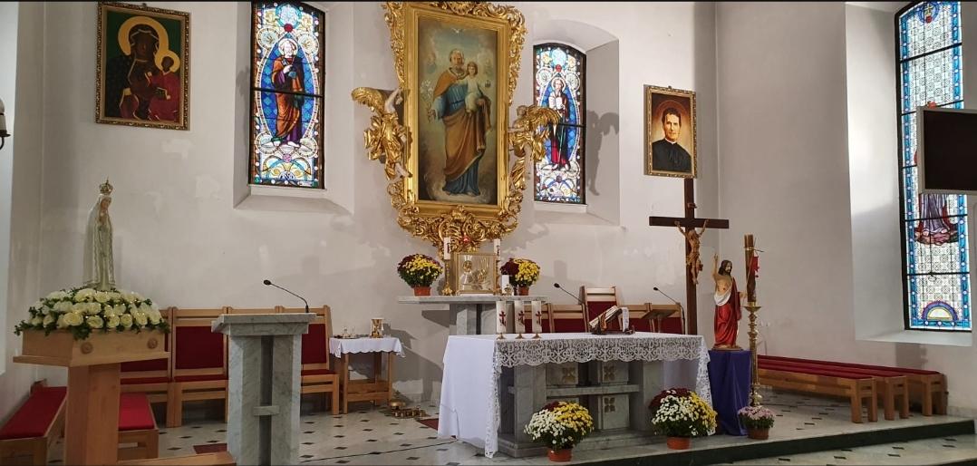 Msza święta na żywo od 11:30 (wideo)