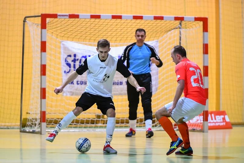 Madness znów powalczy w lidze futsalu?
