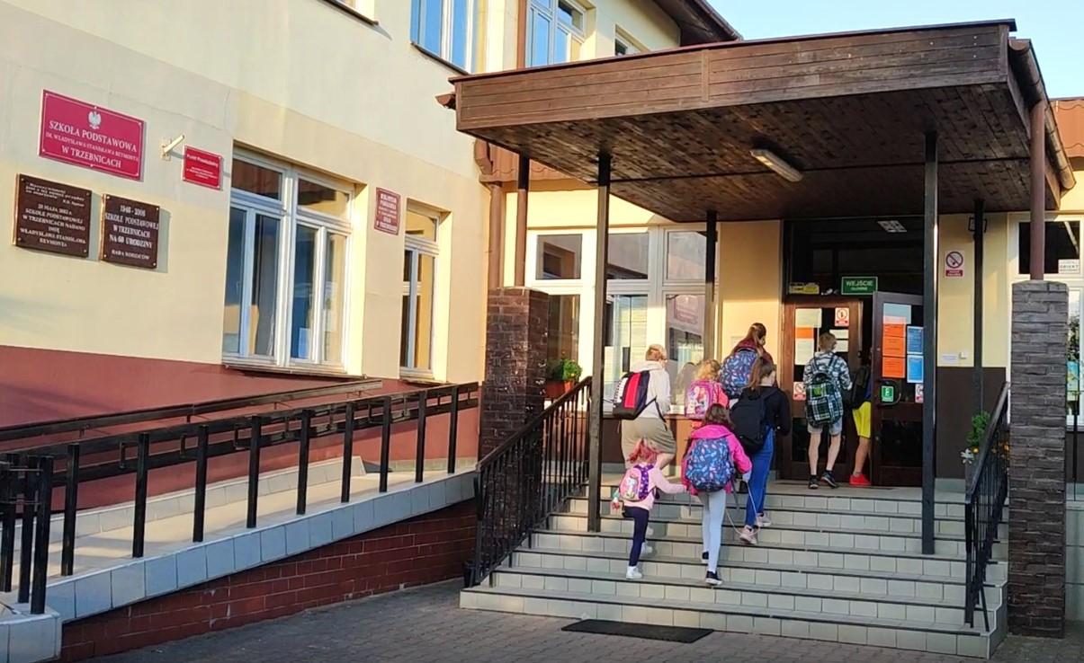 Dzieci w Trzebnicach wrócą do szkoły