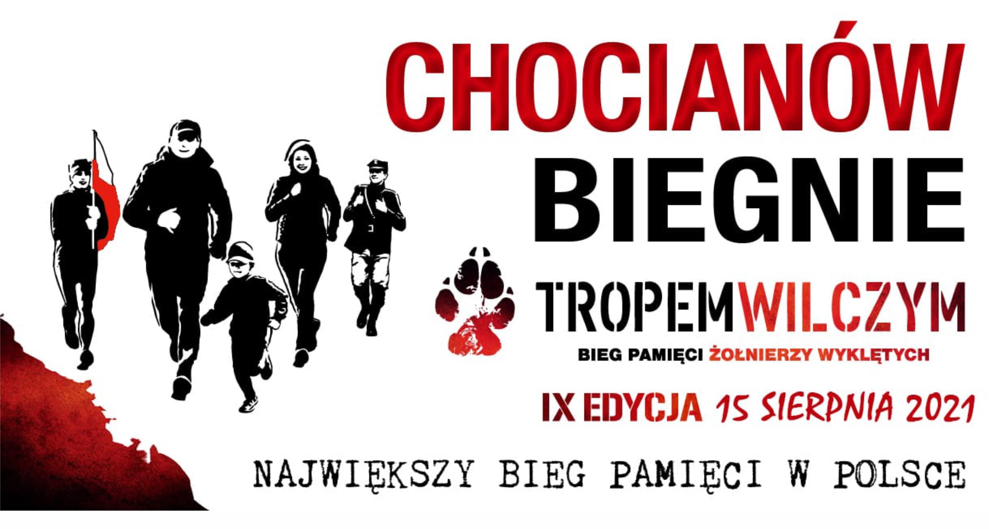 Bieg Żołnierzy Wyklętych w Święto Wojska Polskiego