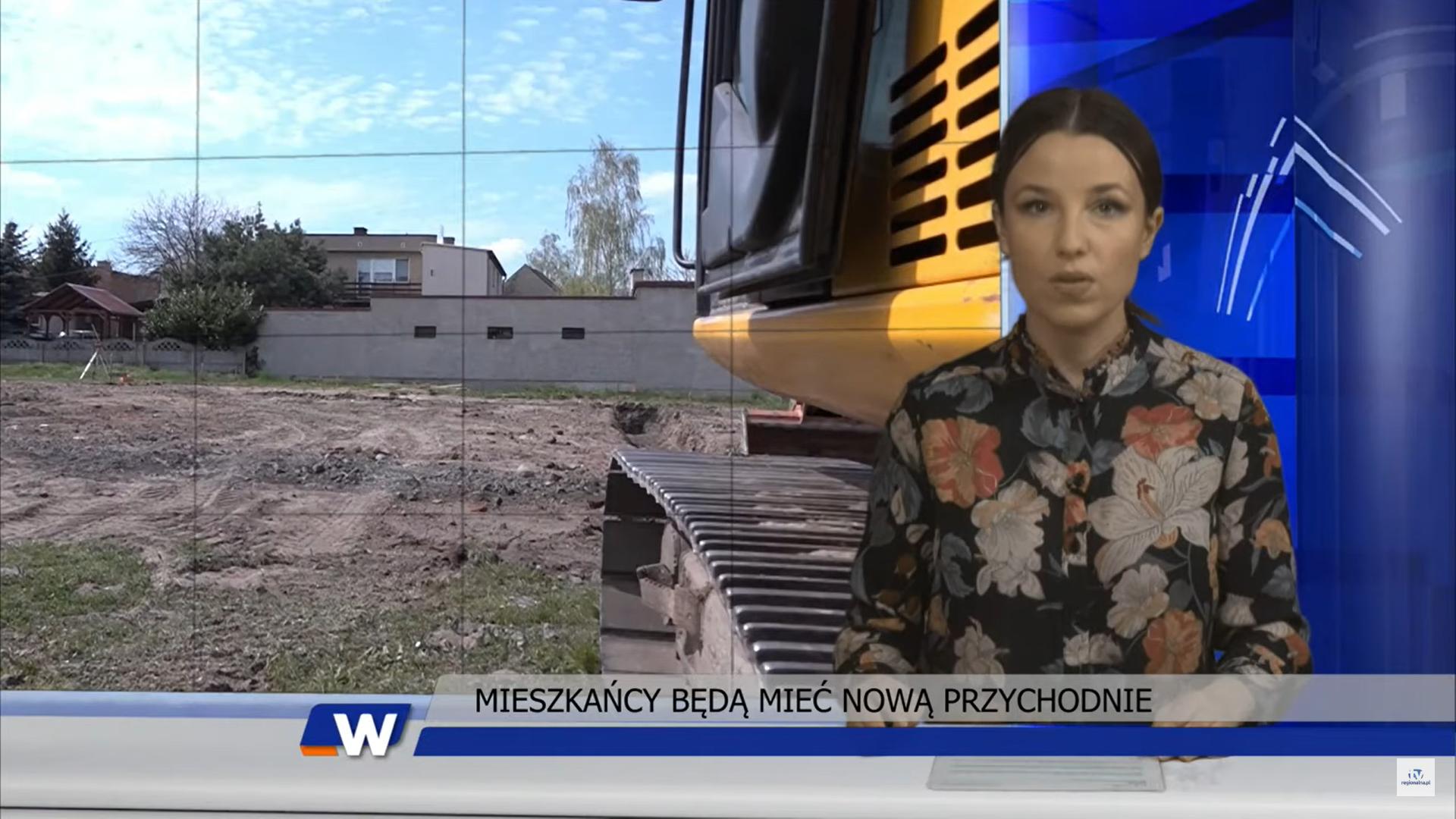 Przychodnia w Trzebnicach w materiale Telewizji Regionalnej (wideo)