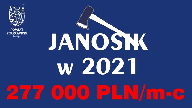 Janosik łupi Powiat Polkowicki