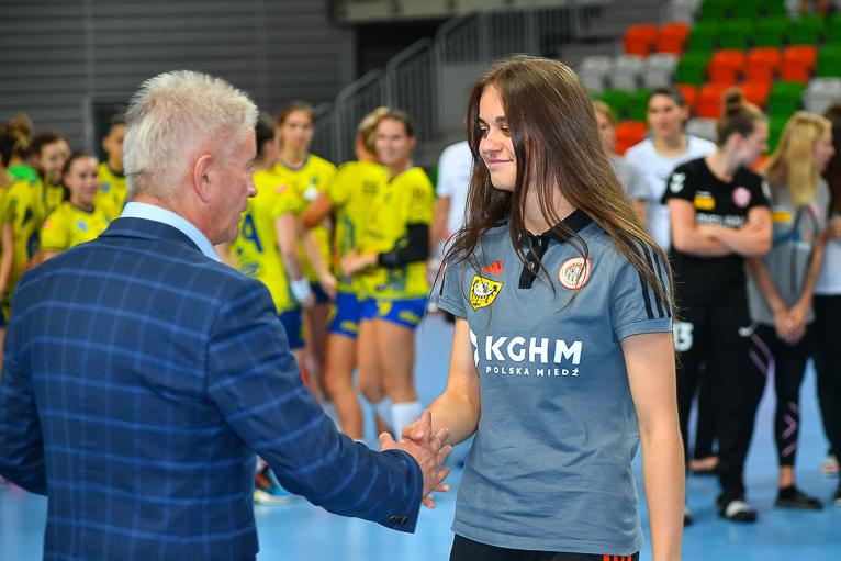 Daria Miłek nadzieją Zagłębia!