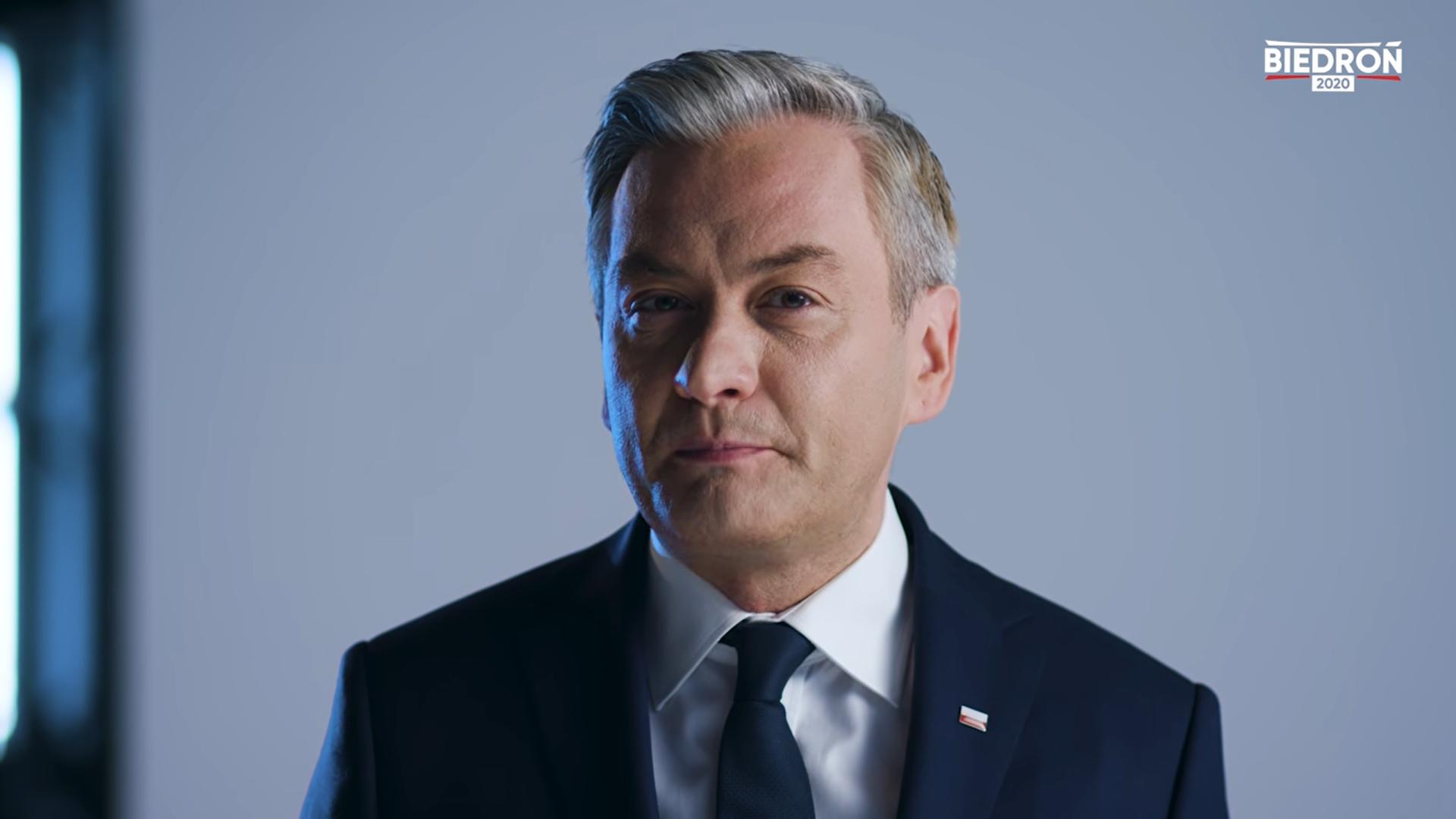 Wybory Prezydenta RP - sylwetki kandydatów: Robert Biedroń