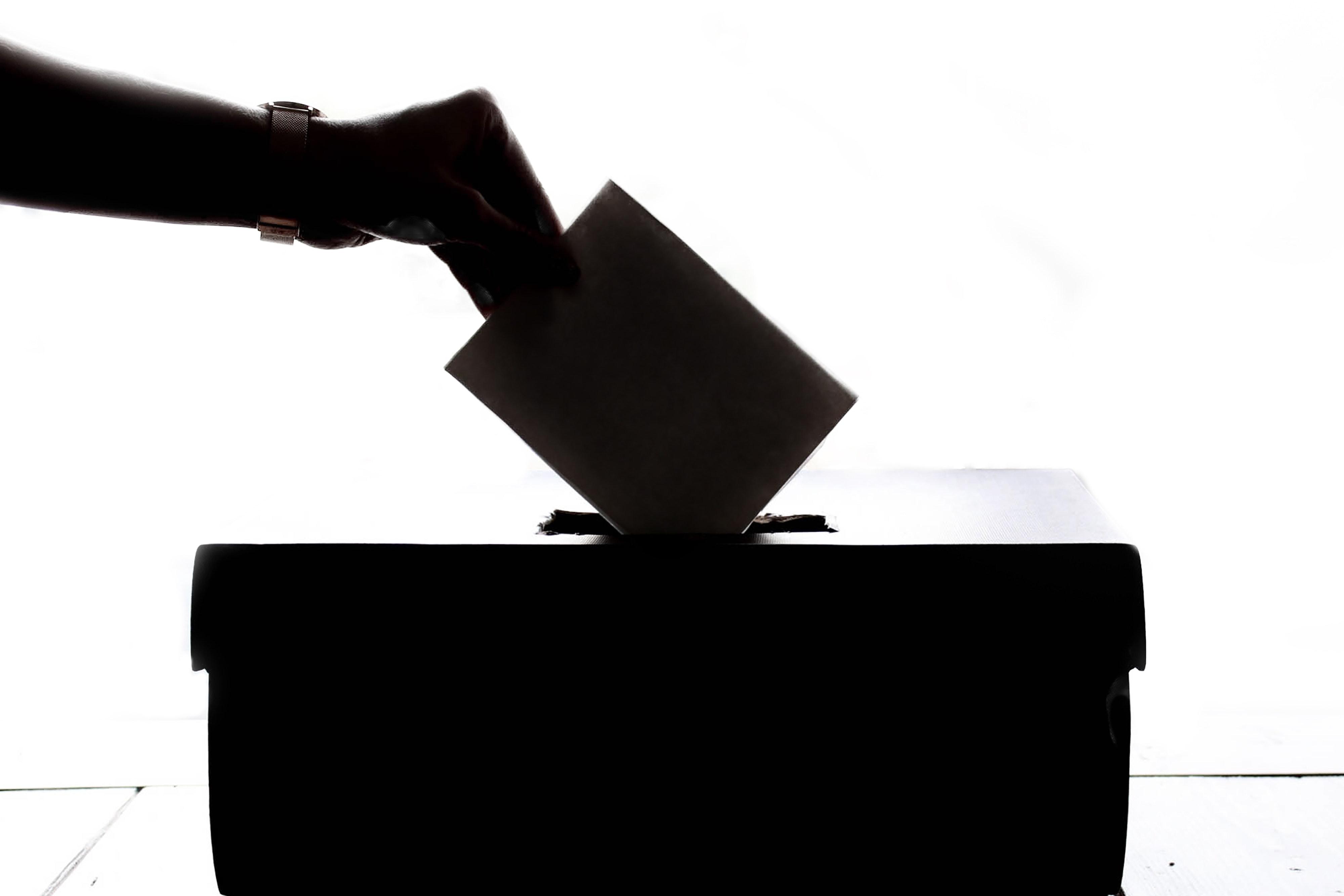10 maja pójdziemy na wybory