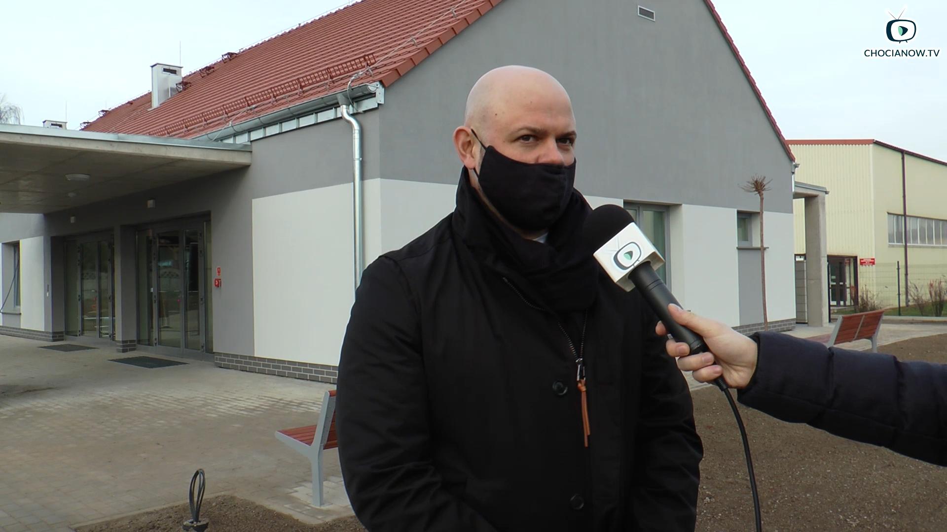Odwiedzili przychodnię w Trzebnicach (wideo)
