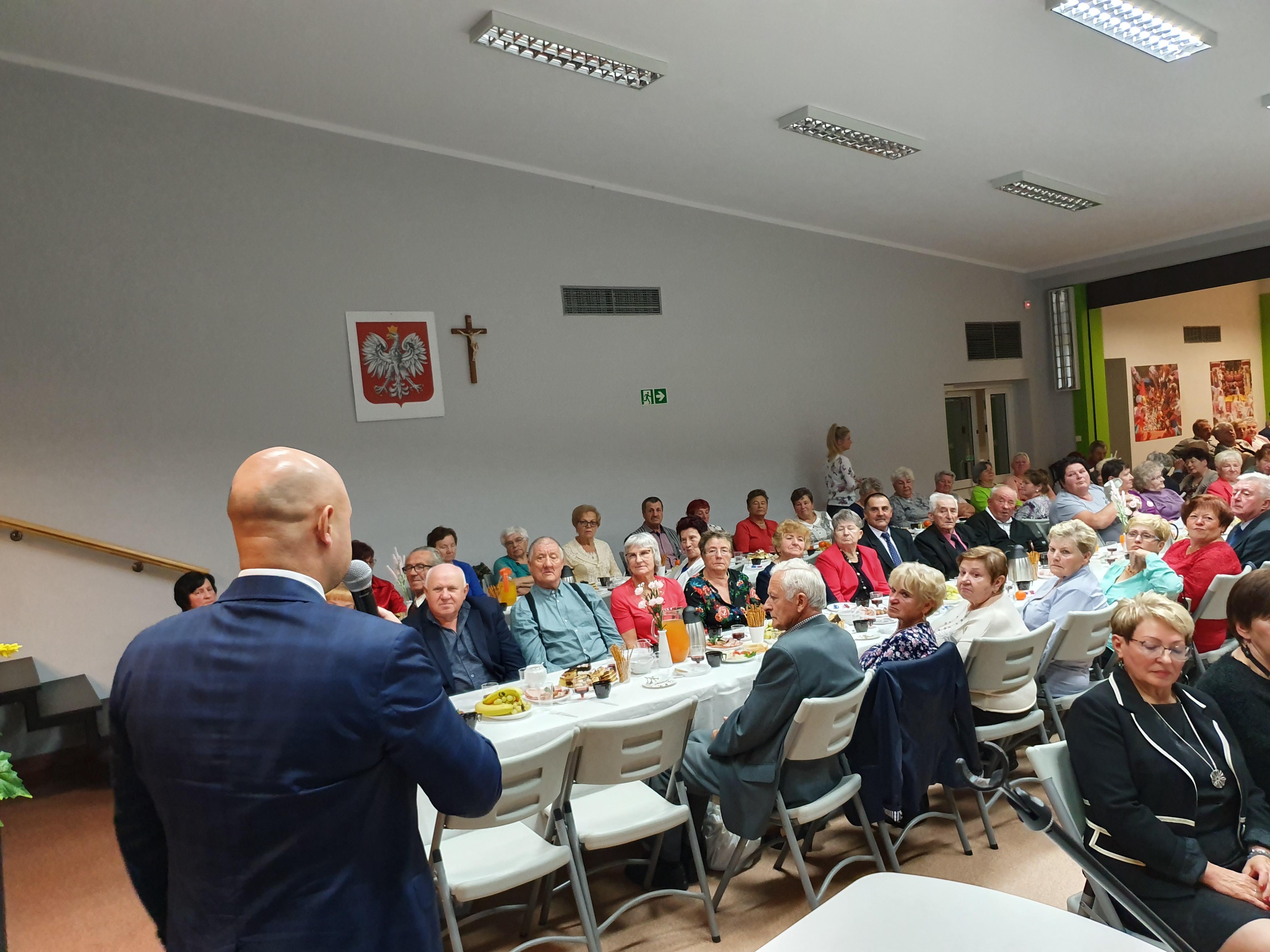Seniorzy z Gminy Chocianów obchodzili swoje święto