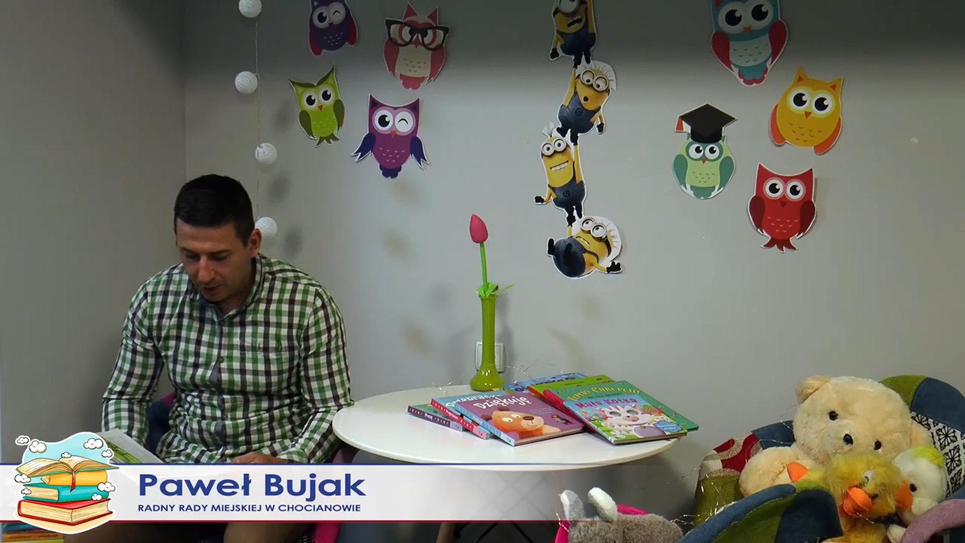 W chocianowskich domach przeczytali ponad tysiąc razy (wideo)