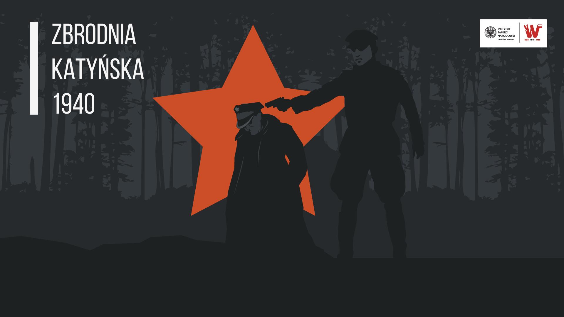 80 lat od zbrodni katyńskiej - Pamiętamy!