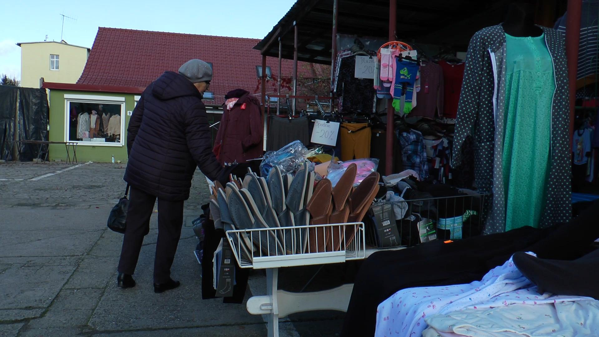 Radny podkablował bazar - handlarze zostali bez prądu