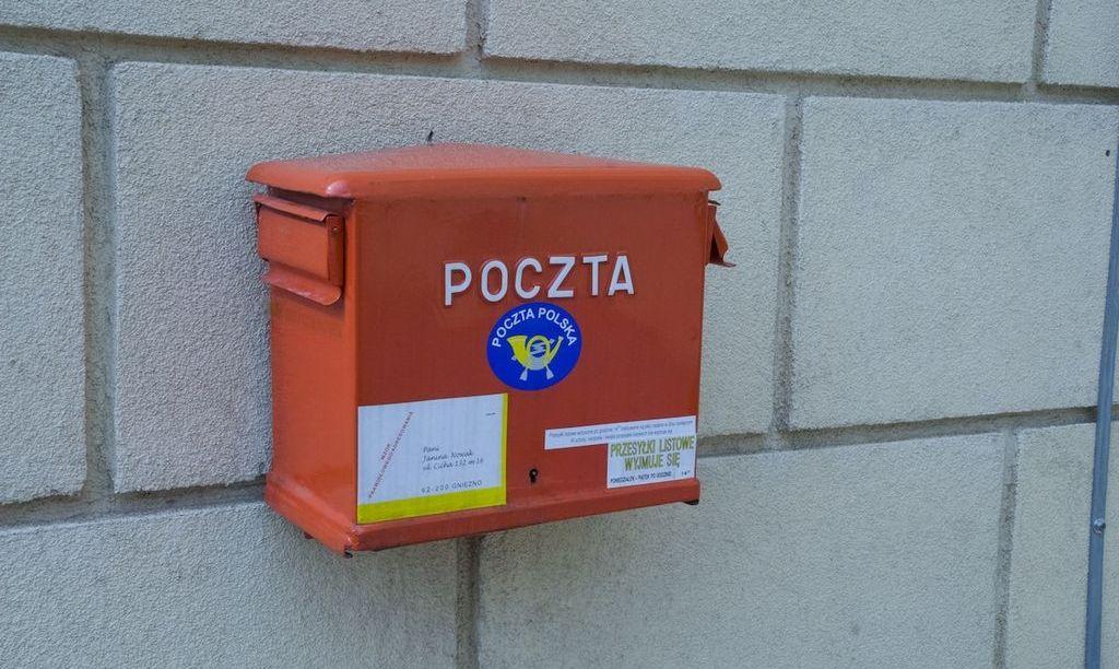 Czy Poczta Polska otrzymała nasze dane?