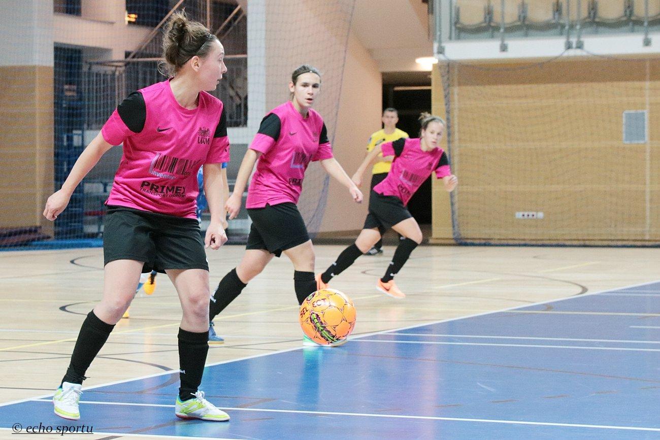 Futsal kobiet w Chocianowie