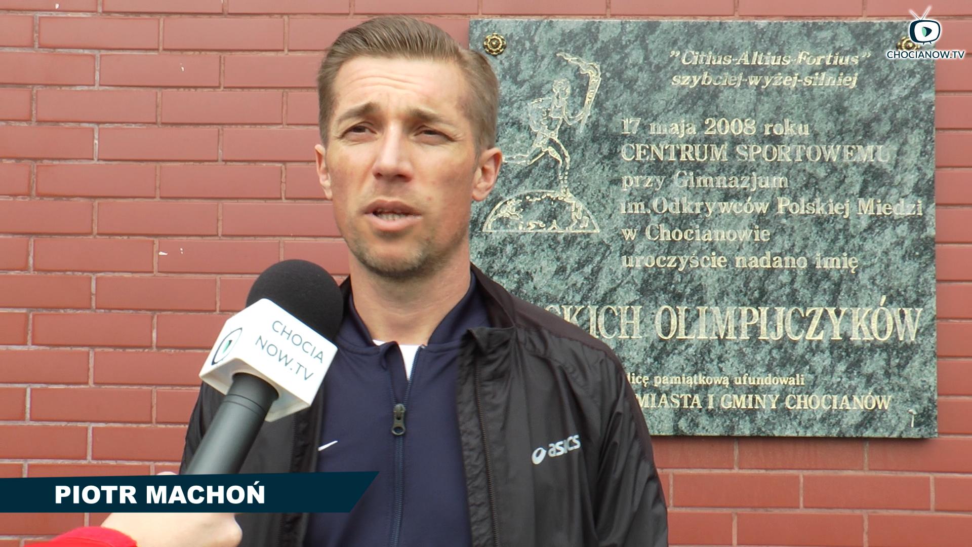 Już jutro olimpijczycy zjadą do Chocianowa (wideo)