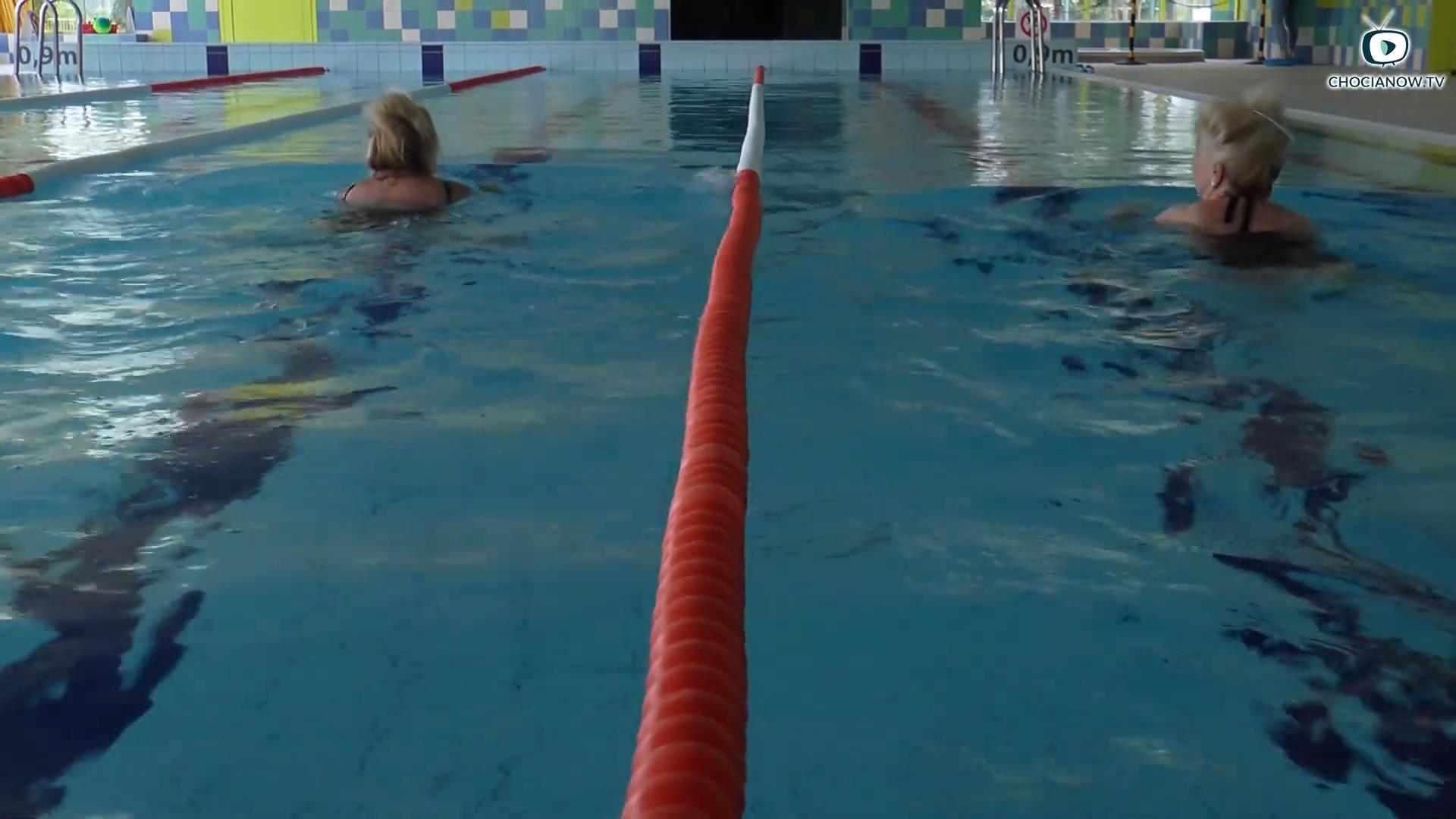 Ostatni tydzień darmowego basenu (wideo)