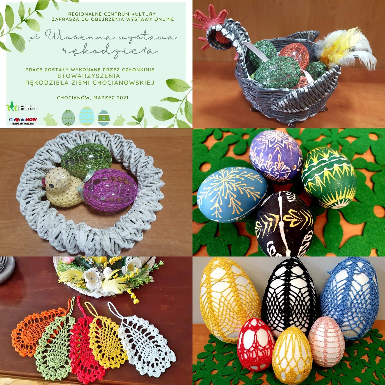 Wielkanocna wystawa on-line (galeria zdjęć)