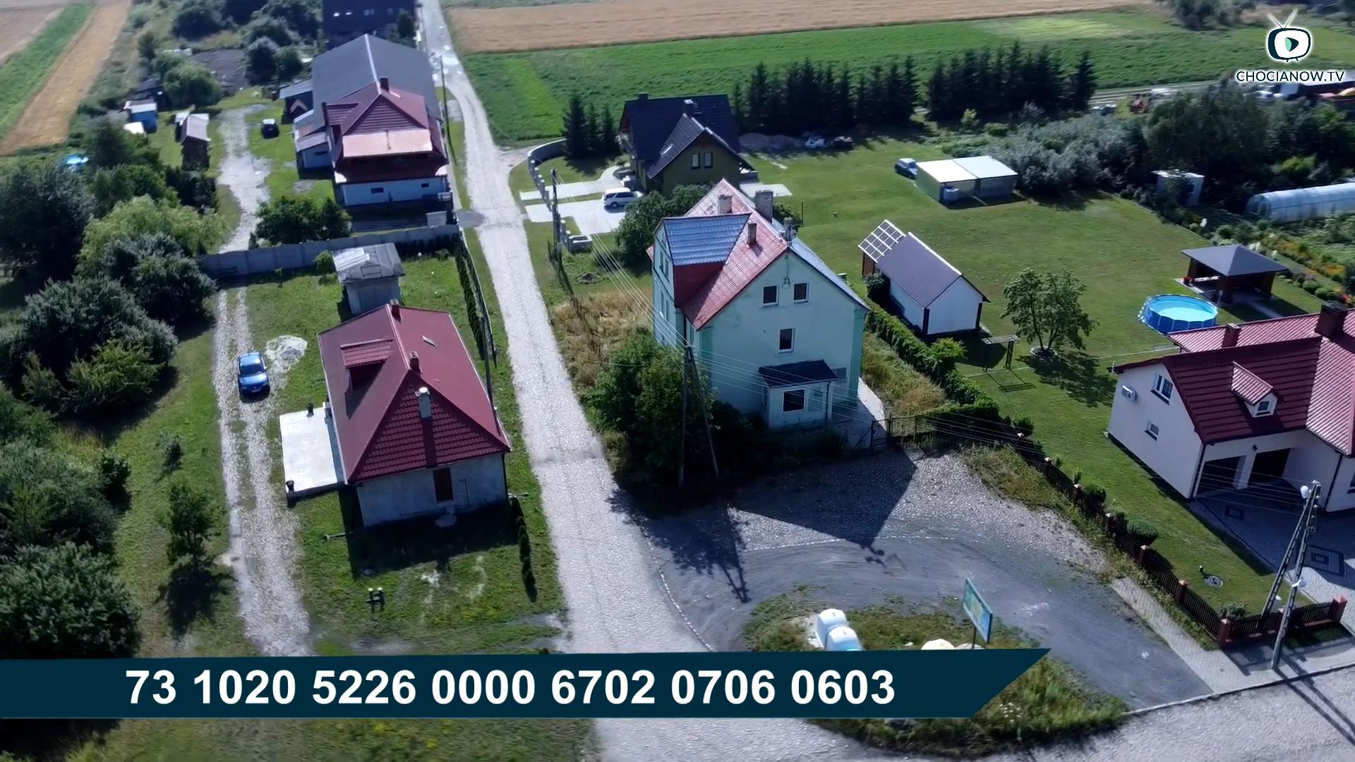 Na sprzedaż atrakcyjne nieruchomości w gminie Chocianów (wideo)