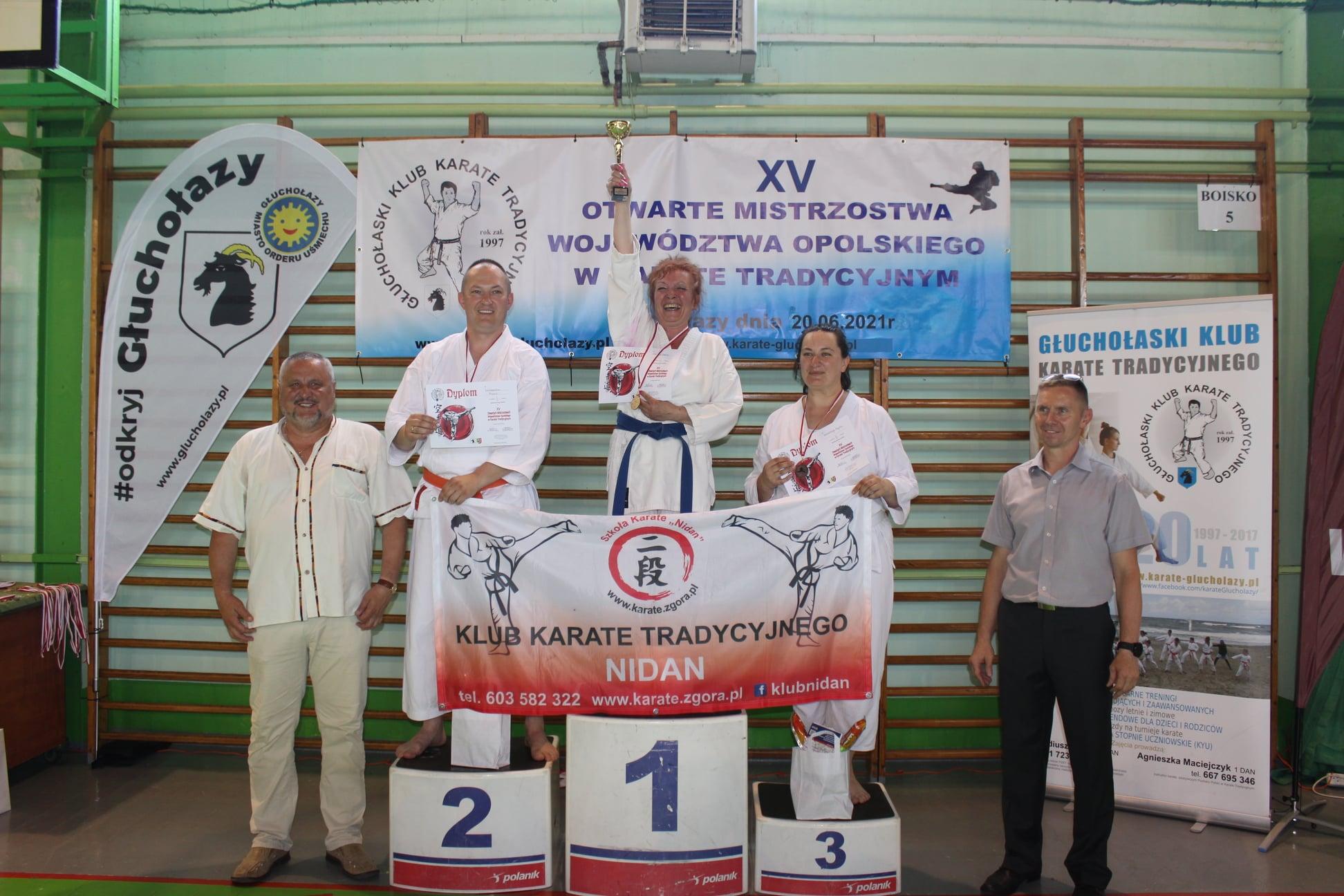 Kolejny sportowy weekend karate