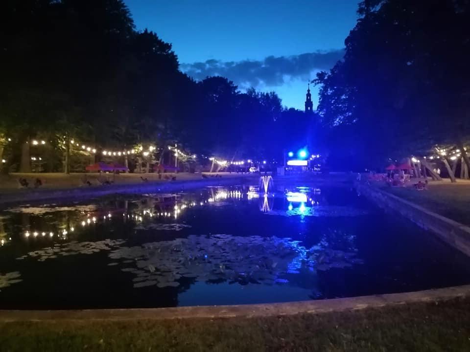 Park Miejski znów tętni życiem