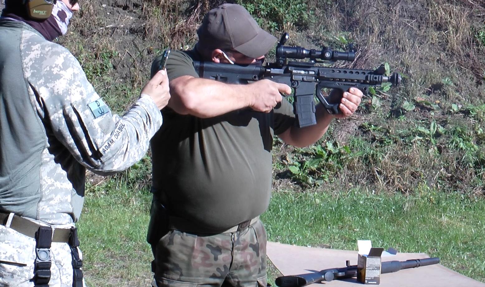 Kolejne zawody na strzelnicy za nami (wideo)