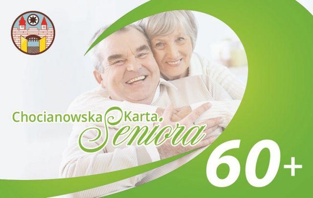 Zniżki dla posiadaczy ,,Chocianowskiej Karty Seniora''