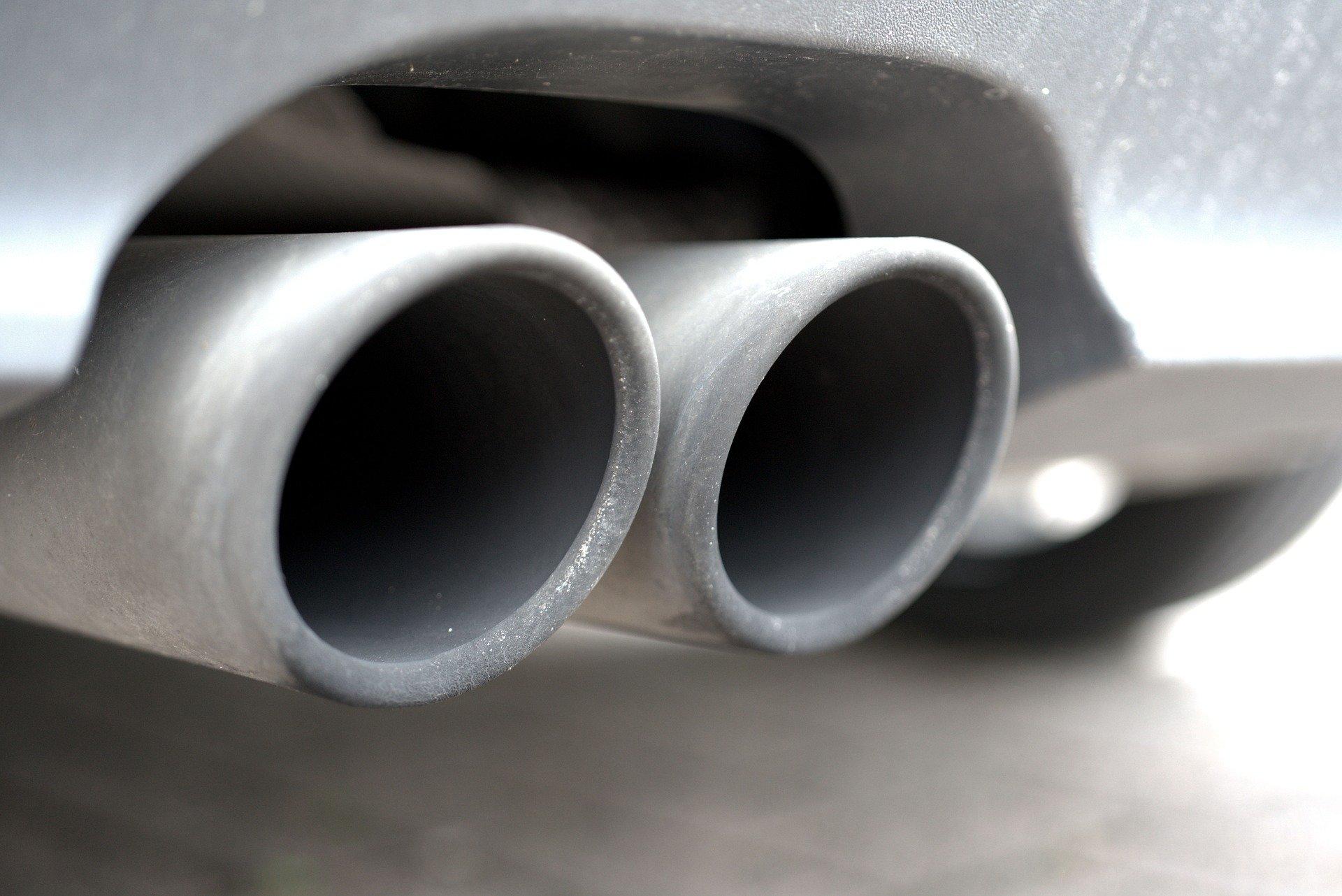 Emisja spalin pod kontrolą
