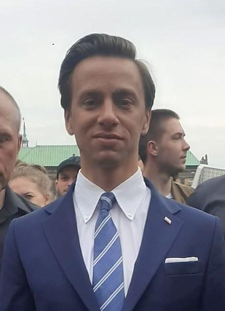 Wybory Prezydenta RP - sylwetki kandydatów: Krzysztof Bosak