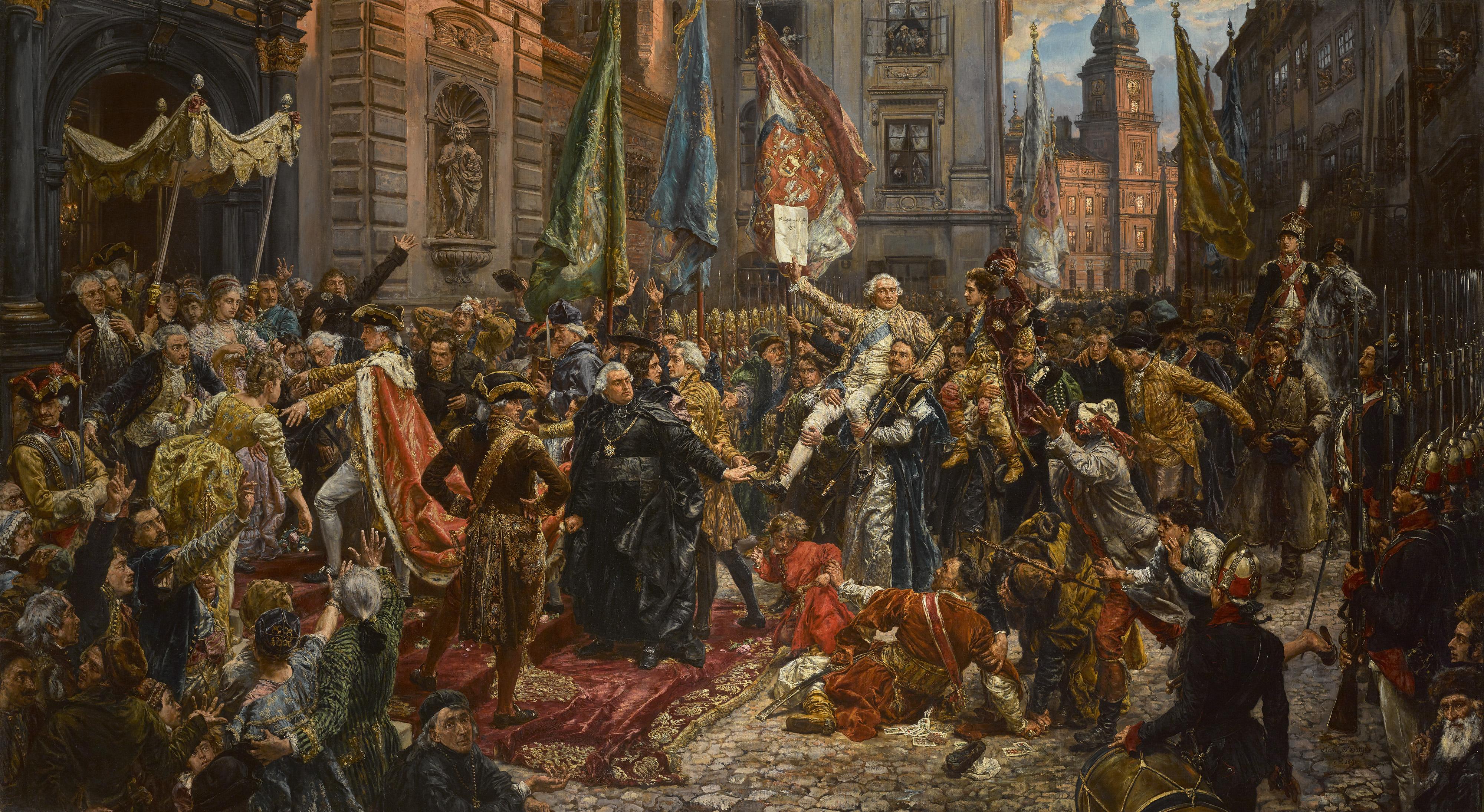 3 maja, Święto Narodowe Trzeciego Maja