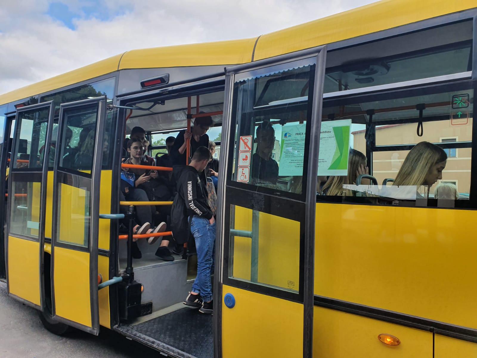 Od soboty nowy rozkład jazdy linii 121 i 131