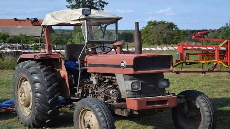 Zbierają na traktor, mają już ponad 13%