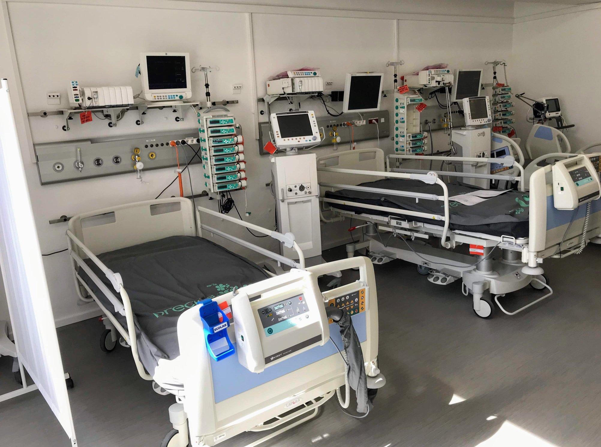 Zarażony koronawirusem Chocianowianin wyszedł ze szpitala