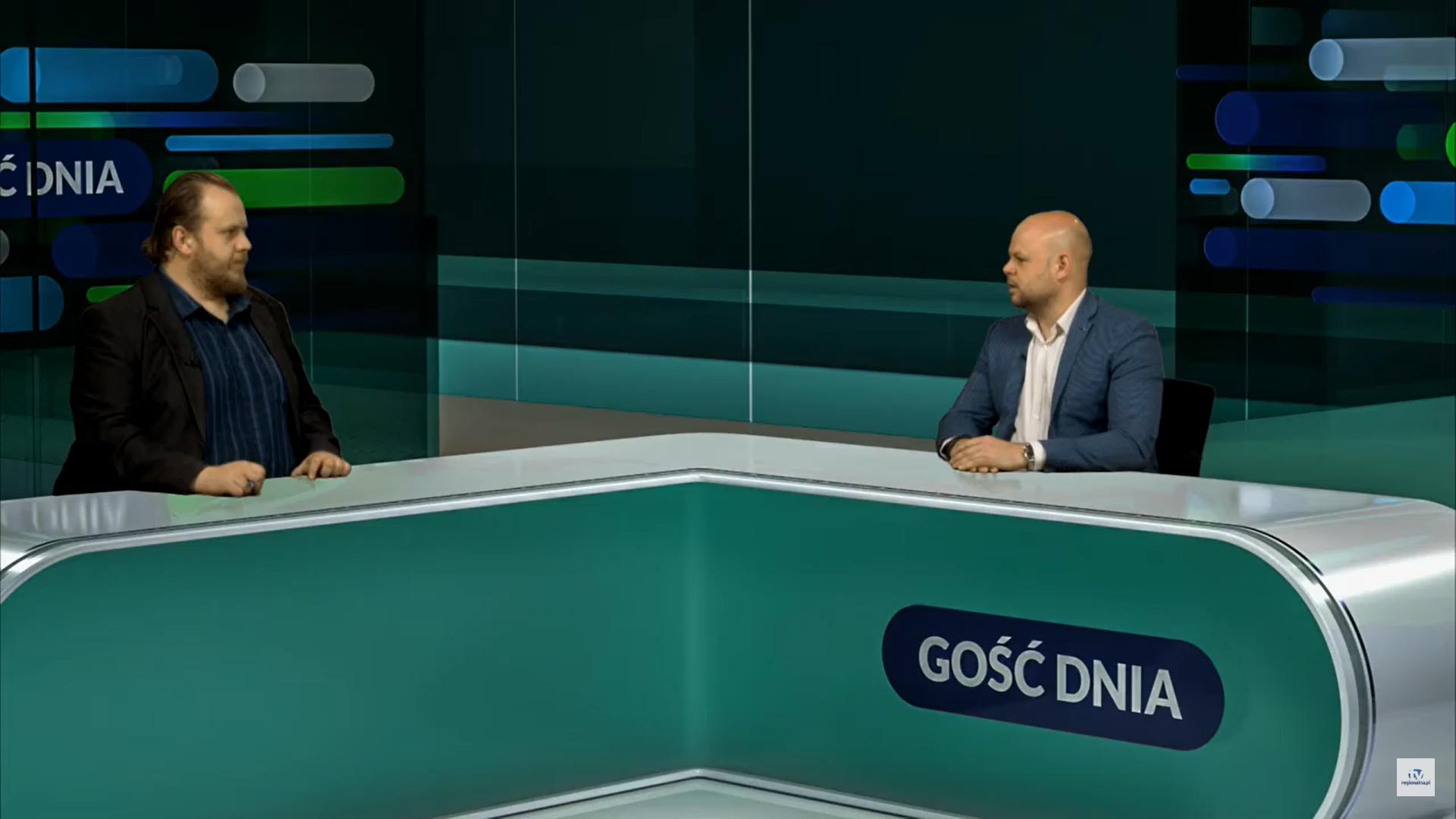 Burmistrz Kulczyński: opozycja kłamie (wideo)