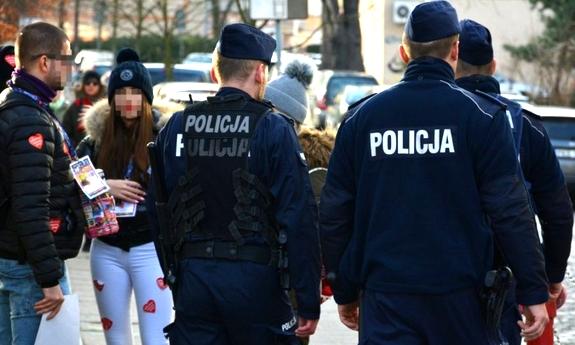 Policja pomoże wolontariuszom WOŚP