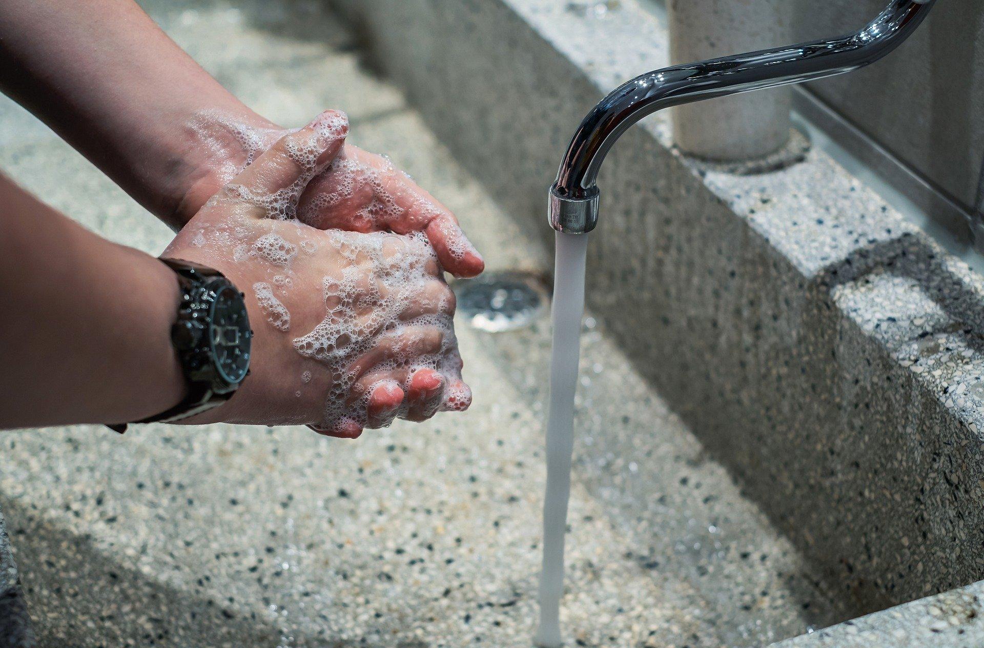 Nowe domy w sieci wodociągowej