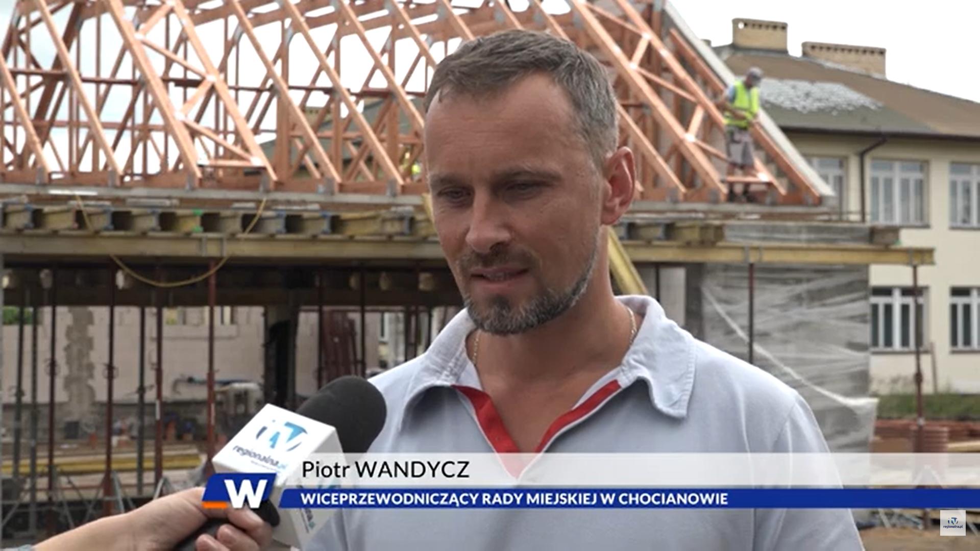 Wandycz: Będą korzystać mieszkańcy (wideo)