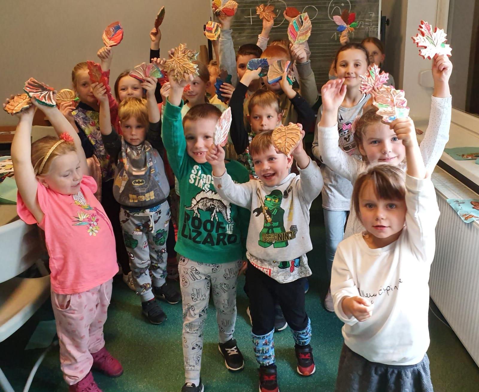 W Akademii Dziecięcej Twórczości zawitała jesień